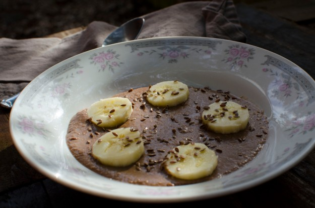 Chocolate Porridge 6