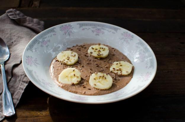 Chocolate Porridge 7