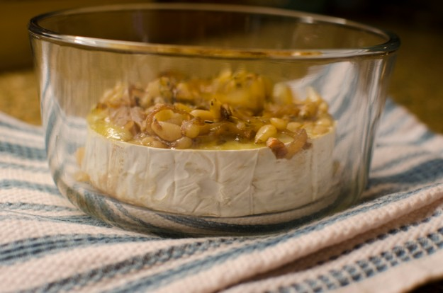 Savory Baked Brie 8