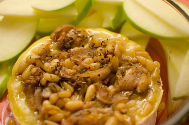 Savory Baked Brie 9