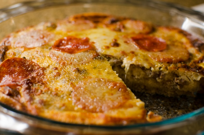 Pizza Quiche 8